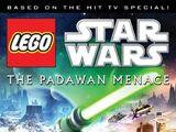 LEGO Star Wars: The Padawan Menace (book)