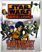 Star Wars Rebels Visual Guide Polish cover