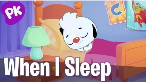 When I Sleep