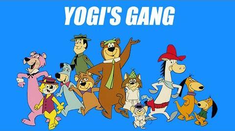 Yogi's Gang (1973) - Intro (Opening)
