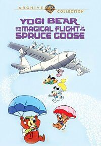 Magical Flight of the Spruce Goose DVD cover.jpg