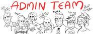 JingleJam2016 Admin Team