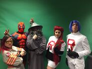 HighRollers Halloween 2016