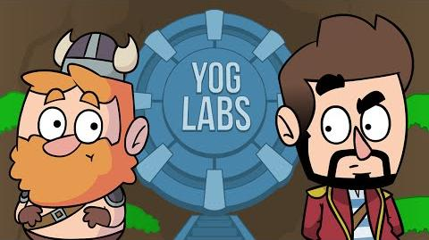 ♪ Welcome To YogLabs - Original Song and Animation