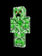 Creeper Boss skin