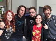 HighRollers Crew with Matt Mercer