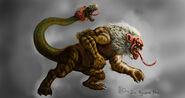 Nue the monster by ducnguyenmai-d8uouna