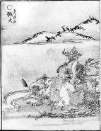 Kitsunebi-sekien
