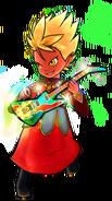 Gerapo Rhythm Lord Enma Alone