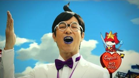 【TVCM】『妖怪ウォッチ3 スシ/テンプラ』舞台はUSA編