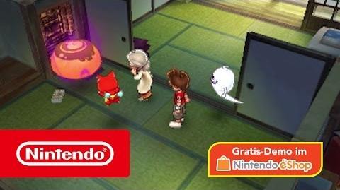 YO-KAI WATCH 2 Knochige Gespenster & Kräftige Seelen – Demo jetzt erhältlich! (Nintendo 3DS)