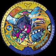 Fudo Riser Yo-kai Hero Y Medal