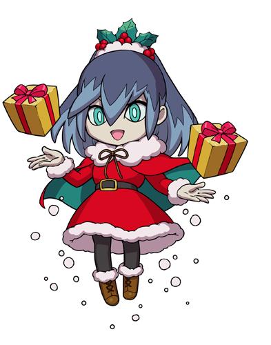 Fubuki-hime Santa