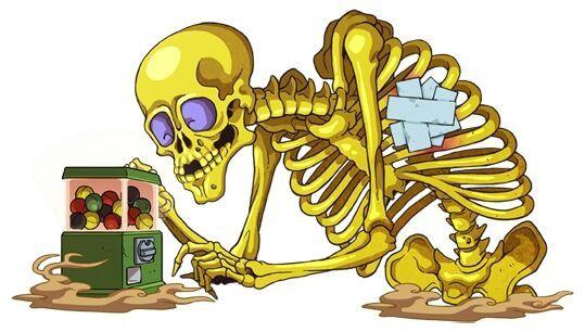 Goldy Bones