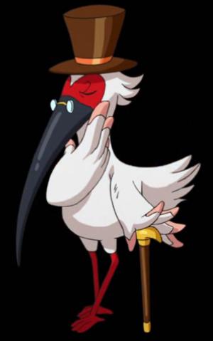 Professor Plumage