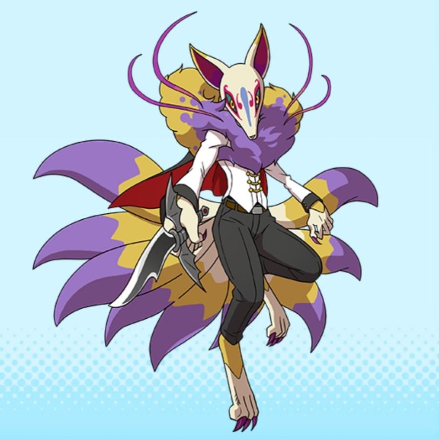 Vampire Kyubi