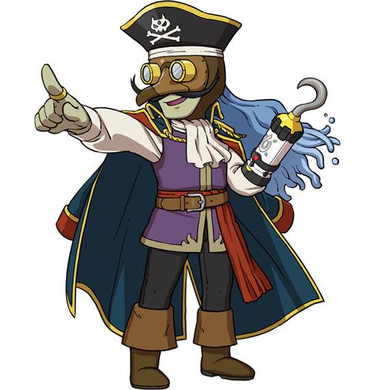 Captain Dodo