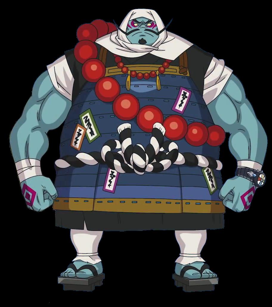 Benkei (Genma)