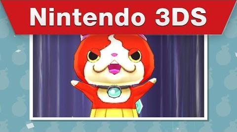 YO-KAI WATCH Gameplay Trailer