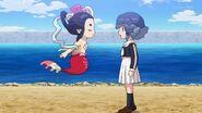 Mermaidyn and Fubuki Himekawa (YG057)