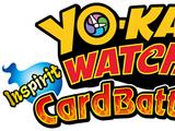 Yo-kai Watch Inspirit Card Battle