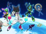 Great Cosmic Rendezvous