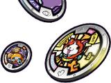 Yo-kai Medals