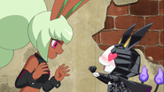 Black Dianyan gives Agent Spect-hare diamond