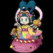 Iwai no Mai Otohime