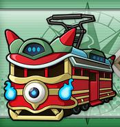 YWWd Yo-kai Train