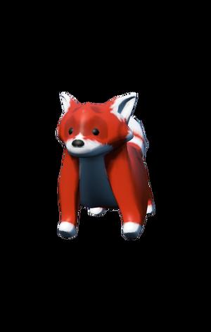 Grass Fox