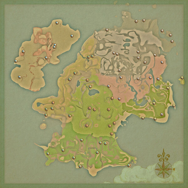 Click on a region