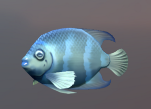 Lucky Silver Fish