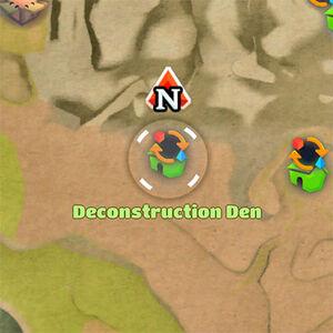 Deconstruction Den