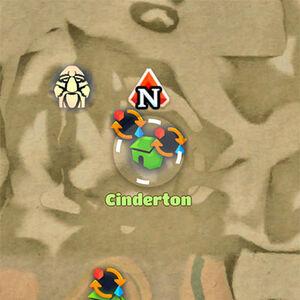 Cinderton