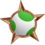 Green Yoshi's Egg