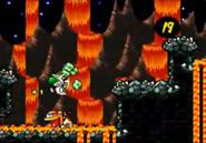 Yoshi's Island SNES screenshot 5