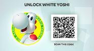 PANEL WHITE-YOSHI-QR