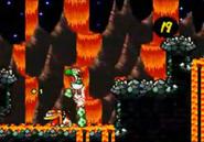 Yoshi's Island SNES screenshot 4