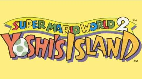 Flower Garden - Super Mario World 2 Yoshi's Island Music Extended