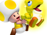 Golden Baby Yoshi