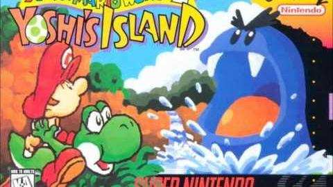 Full Super Mario World 2 Yoshi's Island OST