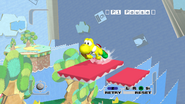 Yellow Yoshi Snapshot - Super Smash Bros. Melee