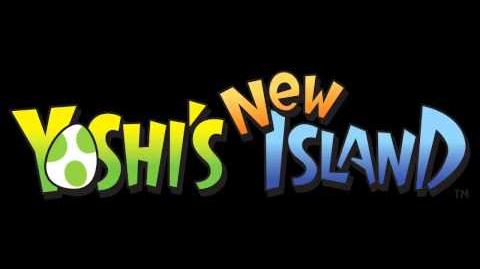 Canyon Theme - Yoshi's New Island Music Extended