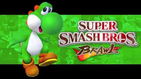 Yoshi's Island - Super Smash Bros