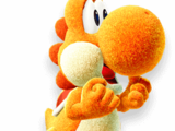 Orange Yoshi