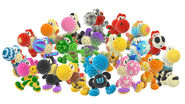Wooly Yoshi variations