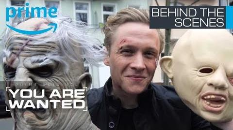 You Are Wanted Staffel 2 Behind the Scenes Halloween am Set