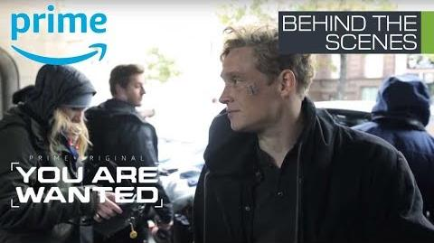 You Are Wanted Staffel 2 Behind the Scenes Komparsendreh