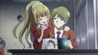 Get Sakayanagi Kei Karuizawa Elite Classroom Of The Elite Characters Wallpapers